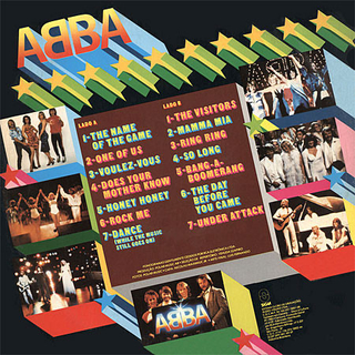 Abba - Golden Hits [LP] - comprar online