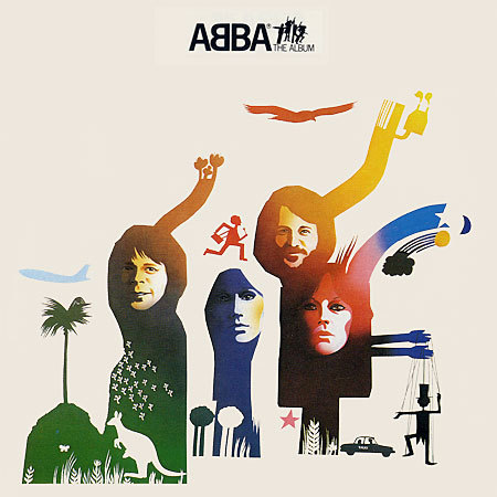 Abba - The Album [LP] - comprar online