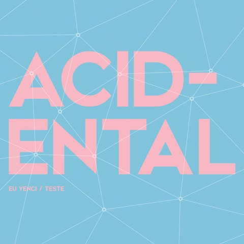 Acidental - EP1: Eu Venci / Teste [K7] na internet
