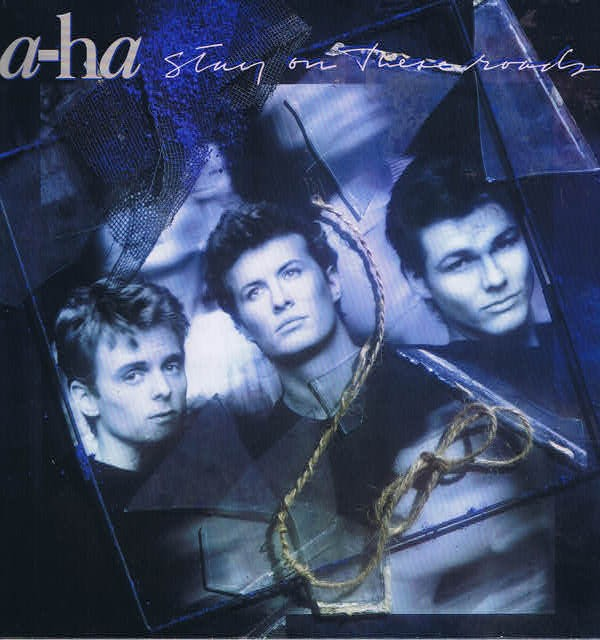 A-Ha - Stay On This Roads [LP] - comprar online