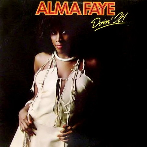 Alma Faye - Doin´It [LP] - comprar online