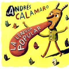 Andrés Calamaro ‎- La Lengua Popular [CD]