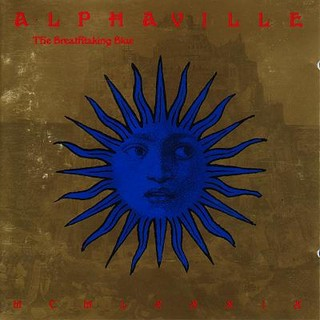 Alphaville - The Breathtaking Blue [LP]