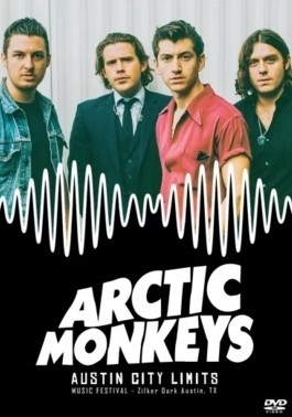Arctic Monkeys - Austin City Limits [DVD] - comprar online