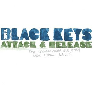 Imagem do Black Keys - Attack & Release [LP + CD]
