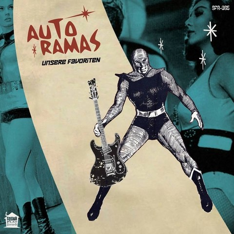 Autoramas - Unsere Favoriten [LP]