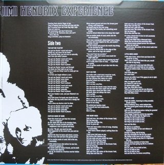 Jimi Hendrix Experienced - Axis: Bold As Love [LP]