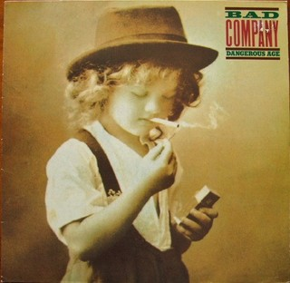 Bad Company - Dangerous Age [LP]