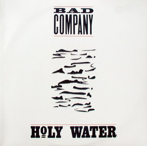Bad Company - Holy Water [LP]