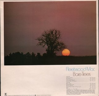 Fleetwood Mac - Bare Trees [LP] - comprar online