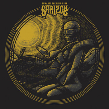 Barizon - Towards the Rising Sun [CD]