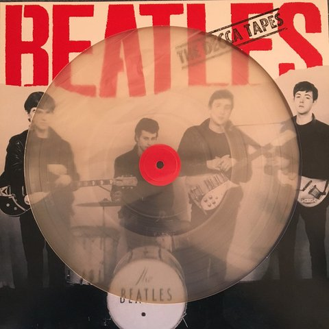 Beatles - The Decca Tapes [LP] - comprar online