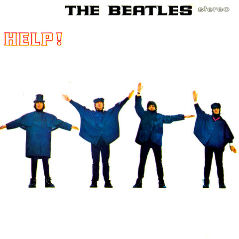 Beatles - Help! [LP] - comprar online