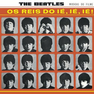 Beatles - Os Reis do Ié, Ié, Ié [LP]