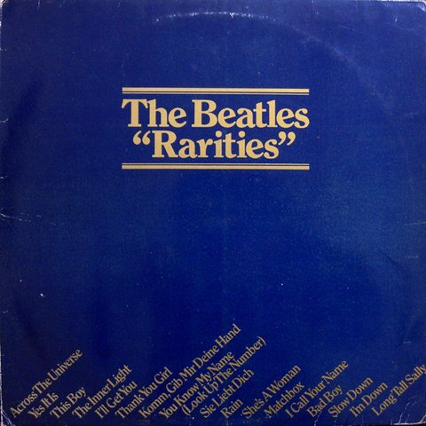 Beatles - Rarities [LP]