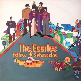 Beatles - Yellow Submarine [LP]