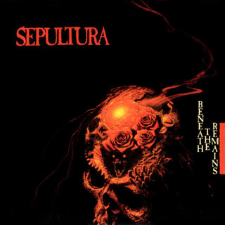 Sepultura - Beneath The Remains [LP]