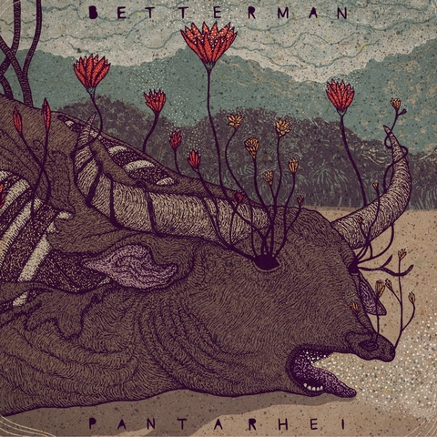 Betterman - Panta Rhei [CD]