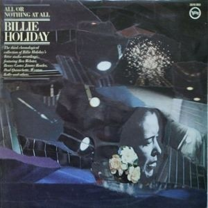 Billie Holiday - All or Nothing At All [LP Duplo] - comprar online