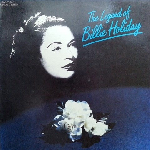 Billie Holiday - The Legend of Billie Holyday [LP]