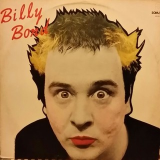 Billy Bond - O Herói [LP]