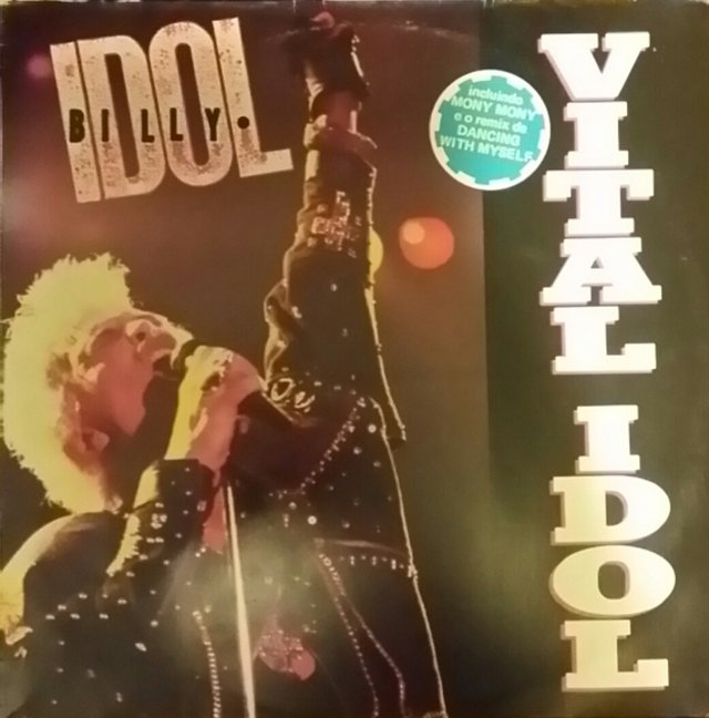 Billy Idol - Vital Idol [LP] - comprar online