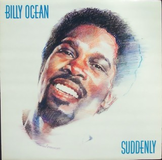 Billy Ocean - Suddenly [LP]