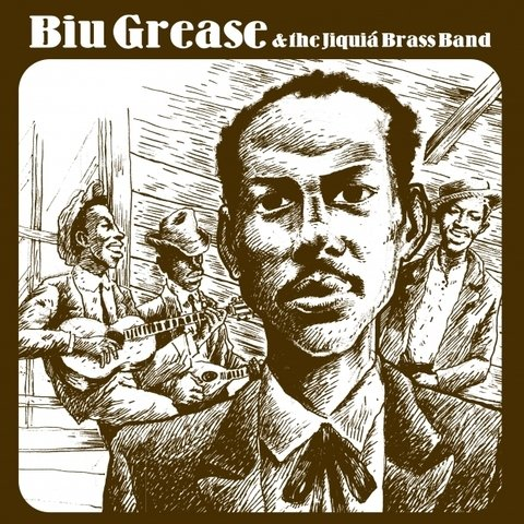 Biu Grease & The Jiquiá Brass Band - Goodbye Songs [Compacto] - comprar online