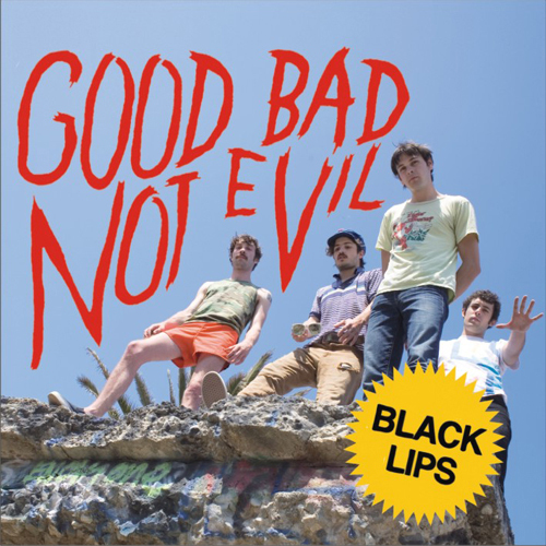 Black Lips - Good Bad, Not Evil [CD] - comprar online