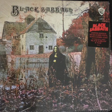 Black Sabbath - Black Sabbath [LP] - comprar online