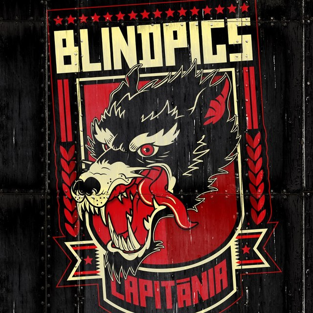 Blind Pigs - Capitânia [CD]