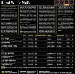 Blind Willie McTell - Complete Recorded Works In Chronological Order Vol. 3 [LP]