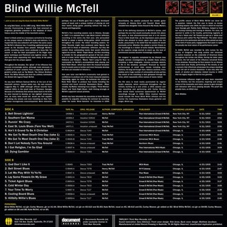 Blind Willie McTell - Complete Recorded Works In Chronological Order Vol. 4 [LP] - comprar online