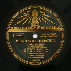 Blind Willie McTell - Complete Recorded Works In Chronological Order Vol. 1 [LP]