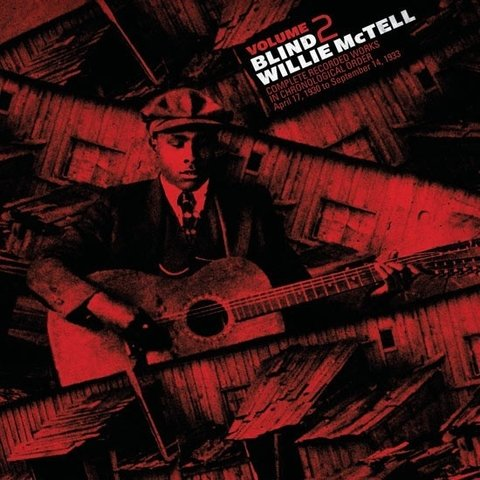 Blind Willie McTell - Complete Recorded Works In Chronological Order Vol. 2 [LP]