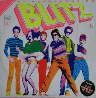Blitz - As Aventuras Da Blitz [LP]