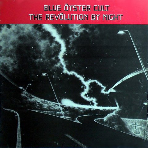 Blue Öyster Cult - The Revölution By Night [LP]