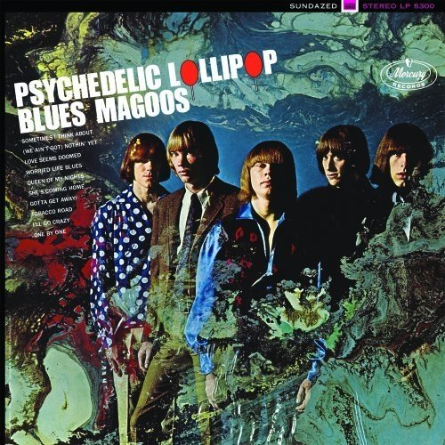 Blues Magoos - Psychedelic Lollipop [LP]