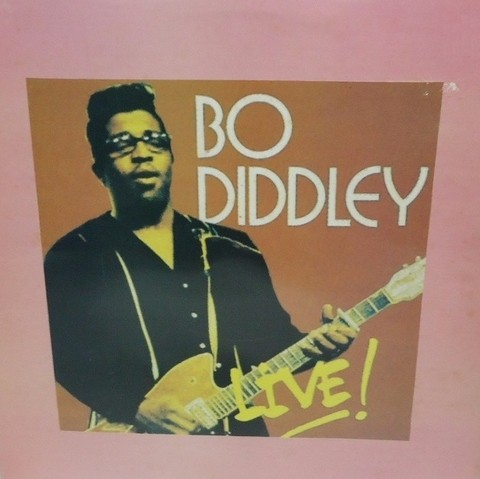 Bo Diddley - Live! [LP]