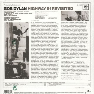 Bob Dylan - Highway 61 Revisited [LP] - comprar online