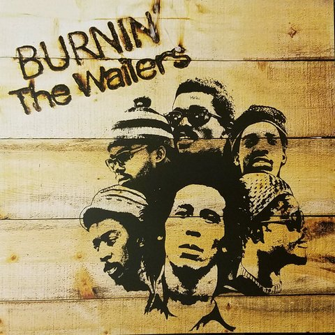 Bob Marley and The Wailers - Burnin´ [LP] - comprar online