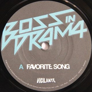 Boss in Drama - Favorite Song [Compacto] - loja online
