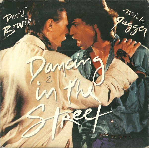 David Bowie / Mick Jagger- Dancing In The Street [Single] - comprar online