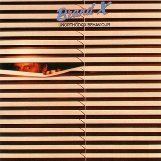 Brand X - Unorthodox Behaviour [LP]