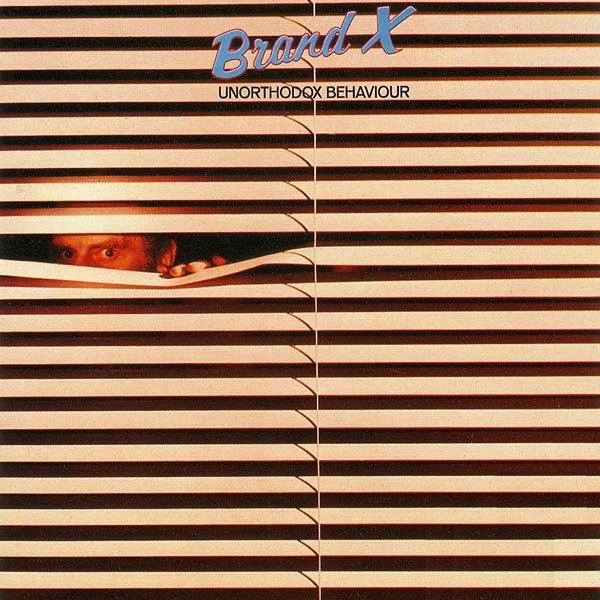 Brand X - Unorthodox Behaviour [LP] - comprar online