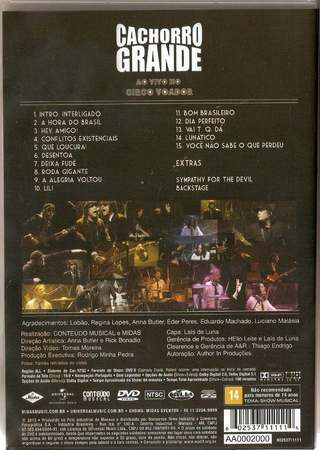Zumbis do Espaço - Ao Vivo no Inferno [DVD] na internet