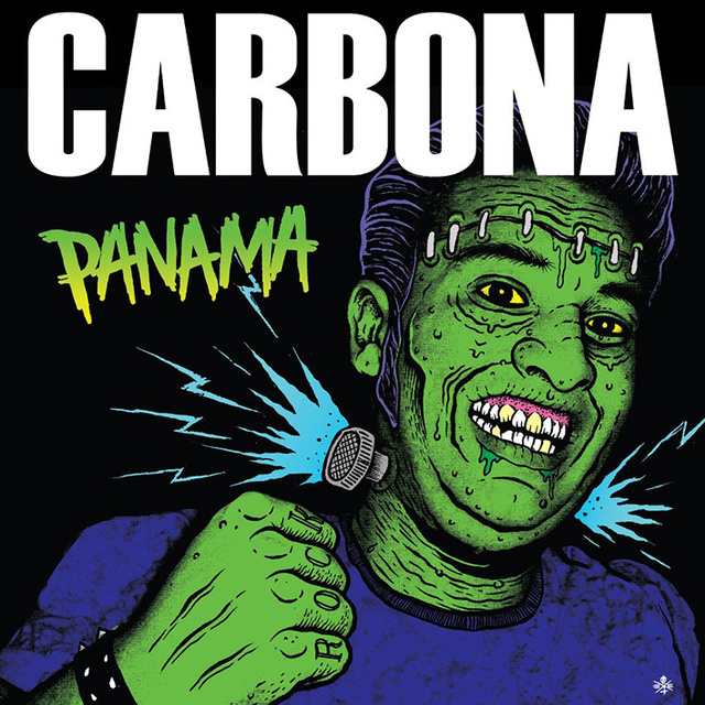Carbona - Panama [CD]