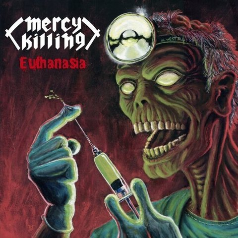 Mercy Killing – Euthanasia [LP]