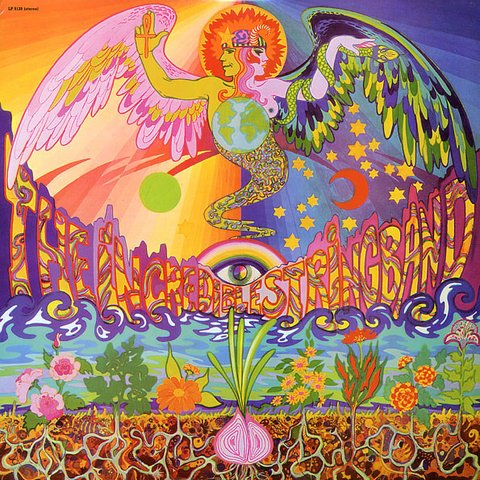 Incredible String Band ‎– The 5000 Spirits Or The Layers Of The Onion [LP]
