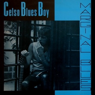Celso Blues Boy - Marginal Blues [LP]